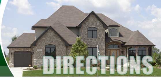 Directions Header